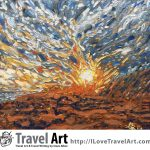 Travel Art, Dave Alber, travel, art, fine art, illustrations, illustrator, travel writer, traveler, tourism art, tourist art, travel painting, portrait painters, portrait painting, travel portrait, art resale, flip, representational, traditional, abstract art, wall art, flower painters, pet painters, bali beach, black sand beach, impasto painting, oil painting, balian painting, balian beach, balian art, bali painting, bali travel, bali tourism, balian travel, balian tourism, sunset painting, sunset art, impasto sunset, impasto sky