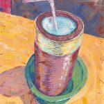 Travel Art, Dave Alber, travel, art, fine art, illustrations, illustrator, travel writer, traveler, tourism art, tourist art, travel painting, portrait painters, portrait painting, travel portrait, art resale, flip, representational, traditional, abstract art, wall art, flower painters, pet painters, nepal art, nepalese art, tongba, nepalese tongba, tibetan beer, jaand, millet beer, kathmandu, yeti, gouache, nepal travel, nepal tourism, kathmandu travel, kathmandu tourism