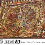 Travel Art, Dave Alber, travel, art, fine art, illustrations, illustrator, travel writer, traveler, tourism art, tourist art, travel painting, portrait painters, portrait painting, travel portrait, art resale, flip, representational, traditional, abstract art, wall art, flower painters, pet painters, nepal art, bhaktapur art, peacock window, nepali woodcarving, newari woodcarving, nepali architecture, nepal window, bhaktapur window, newari window, nepal art, nepal painting, nepali painting, nepal tourism, nepal travel, bhaktapur travel, bhaktapur tourism