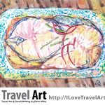 Travel Art, Dave Alber, travel, art, fine art, illustrations, illustrator, travel writer, traveler, tourism art, tourist art, travel painting, portrait painters, portrait painting, travel portrait, art resale, flip, representational, traditional, abstract art, wall art, flower painters, pet painters, chinese fish, fish painting, snow fish, xue yu, food painting, chinese food, chinese fish painting, chinese food painting, chinese meal, eating chinese, food travel, food tourism, tourist meal, gouache, gouache fish, gouache art