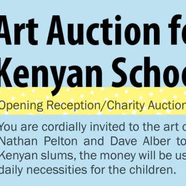 Art Auction: Schoolchildren of Kenya