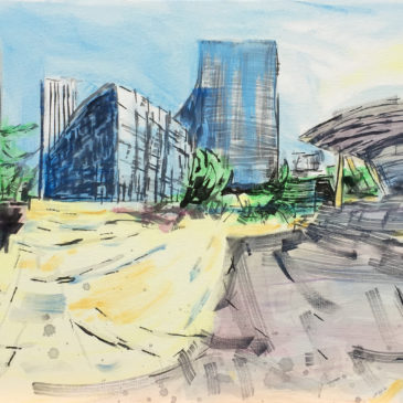 Travel Art: Suzhou Hilton 360°
