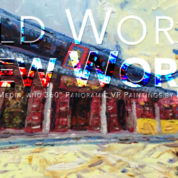 Travel Art Exhibition: Old World New World